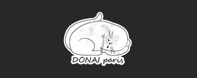 DONAI paris オフィシャルサイト
