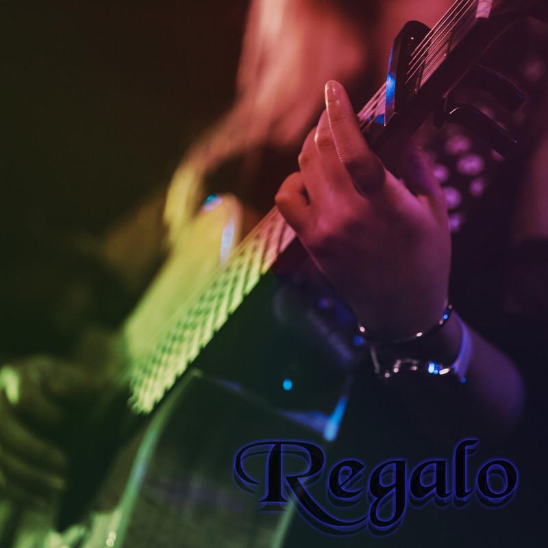 4th ALBUM「Regalo」