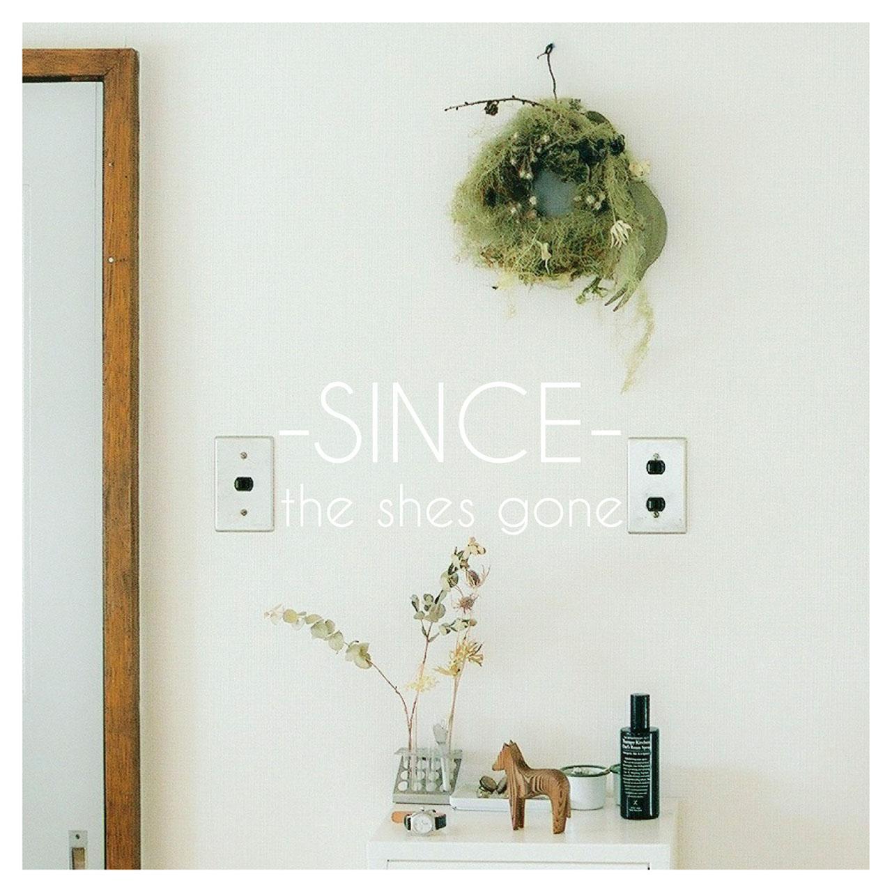 1st full album「SINCE」