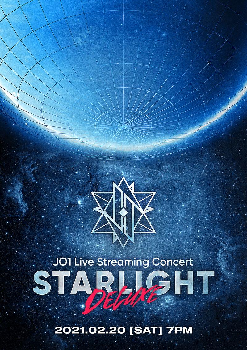 JO1 Live Streaming Concert 『STARLIGHT DELUXE』 ライブ配信視聴券販売開始!