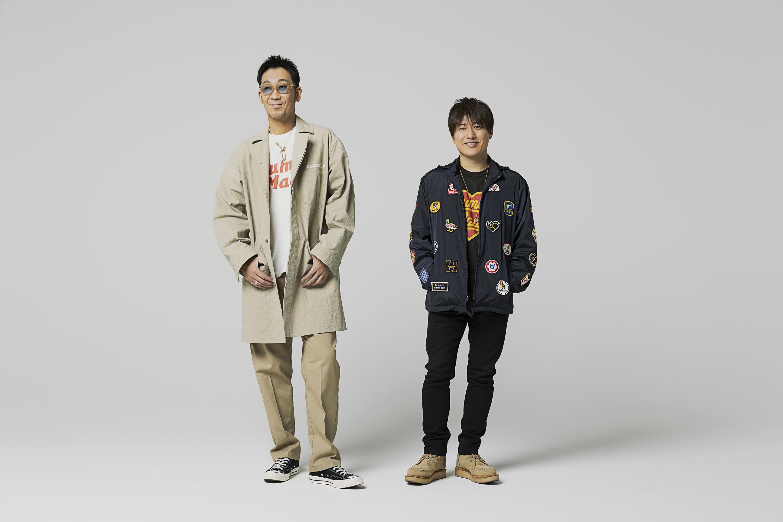 コブクロ 5年ぶり通算10枚目となる、待望のオリジナルアルバムリリース決定!